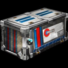 Rocket League: ACCELERATOR CRATE