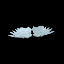 Rocket League ANGEL WINGS Image - Item