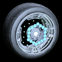 Rocket League ARA-51 Image - Item