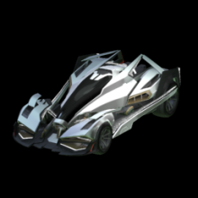 Rocket League ARTEMIS GXT Image - Item