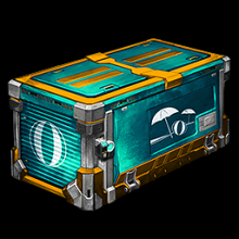 Rocket League: BEACH BLAST CRATE