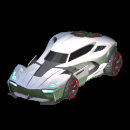 Rocket League: BREAKOUT TYPE-S