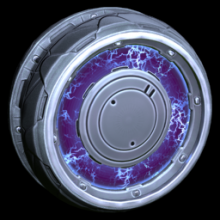 Rocket League: CAPACITOR I
