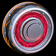 Rocket League CAPACITOR III Image - Item