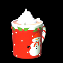 Rocket League CHRISTMAS COCOA Image - Item