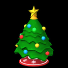 Rocket League: CHRISTMAS TREE