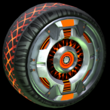 Rocket League: CRUXE