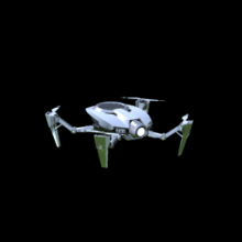 Rocket League DRONE I Image - Item