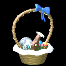 Rocket League: EASTER BASKET