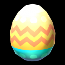 Rocket League EASTER EGG Image - Item