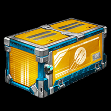 Rocket League: ELEVATION CRATE