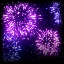 Rocket League FIREWORKS Image - Item