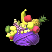Rocket League: FRUIT HAT