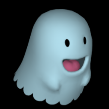 Rocket League GHOST Image - Item