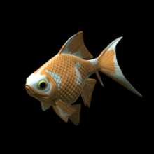 Rocket League: GOLDFISH
