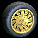 Rocket League: GOLDSTONE (ALPHA REWARD)