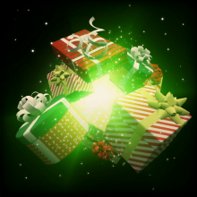 Rocket League HAPPY HOLIDAYS Image - Item
