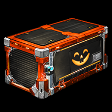 Rocket League HAUNTED HALLOWS CRATE Image - Item