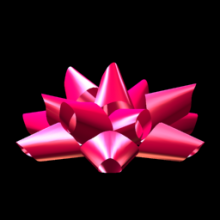 Rocket League HOLIDAY BOW Image - Item