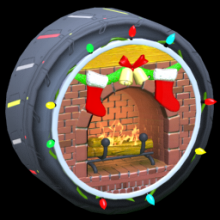 Rocket League: HOLIDAY HEARTH