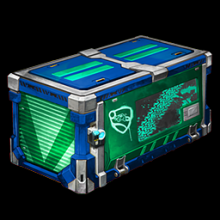 Rocket League: IMPACT CRATE
