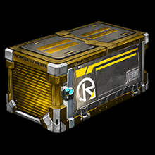 Rocket League NITRO CRATE Image - Item