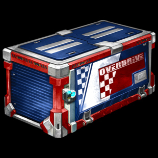 Rocket League: OVERDRIVE CRATE