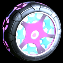Rocket League: PSYONIX (WHEELS)