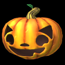 Rocket League: PUMPKIN