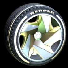Rocket League: REAPER (WHEELS)