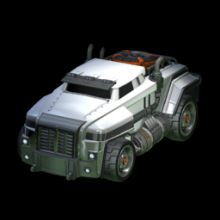 Rocket League: ROAD HOG XL
