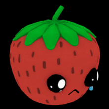 Rocket League: SAD STRAWBERRY