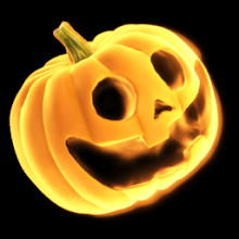 Rocket League: SCARY PUMPKIN
