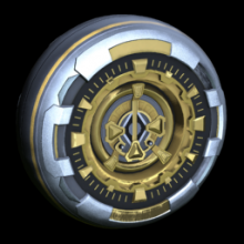 Rocket League: SEASON 6 - GOLD