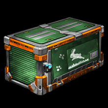 Rocket League SPRING FEVER CRATE Image - Item