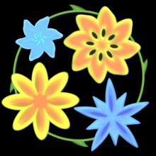 Rocket League: SPRINGTIME FLOWERS