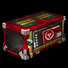 Rocket League TRIUMPH CRATE Image - Item