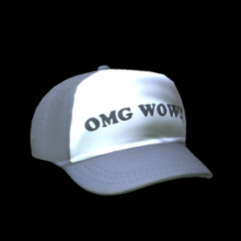 Rocket League TRUCKER HAT Image - Item