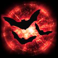 Rocket League: VAMPIRE BAT