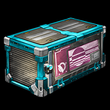 Rocket League VELOCITY CRATE Image - Item