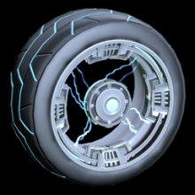 Rocket League: VOLTAIC (LIGHTNING)