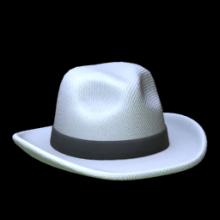 Rocket League: WHITE HAT